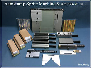 Aamstamp Machine Sprite Machine Accessories Hot Foil Stamping Machine
