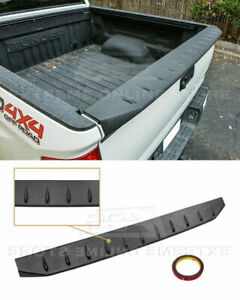 For 14 18 Toyota Tundra Abs Plastic Street Series Tailgate Spoiler Rear Wing New