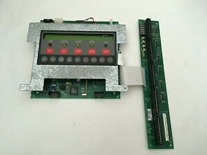 Simplex 4005 Fire Alarm Control Panel Cpu Board 565 707c