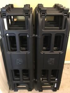 Unlocked Oem Dodge Ram Tailgate Bed Box Divider Extender Part 68027145ae
