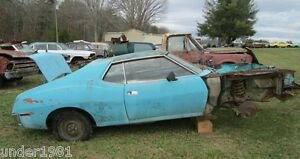 1972 1973 1974 Amc Javelin Amx Right Door Hinges Project Parts More