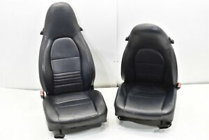 1997 2004 Porsche Boxster 911 Front Seats Right Left Seat Pair Oem 97 04