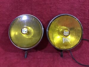 Vintage Foglight Sev Marchal 882 Foglamp Bmw 2002 Mercedes Jeep Cj7 Mini Cooper