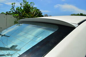 Painted For Honda Accord 9th 9 K Type Roof Window Spoiler Wing Coupe 13 15