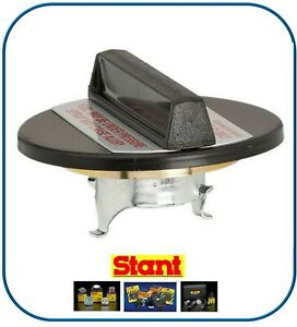 Stant 10800 Gas Cap Steel Black Each