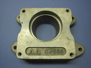 Advance Adapters 712506 Cj505 Cast Adapter Only Chevy V8 To Jeep T86 Or T14