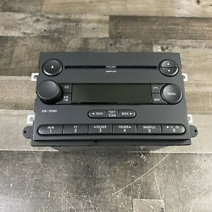 2008 Ford F250 F350 Super Duty Mp3 Cd Player Radio Aux Oem 8c3t 18c869 ec