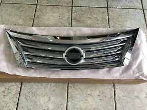 Grille Assembly For Nissan Altima 2013 2014 2015