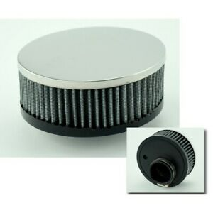 Air Cleaner Assembly 5 1 4 Diameter 2 3 4 Tall 2 Inlet Dunebuggy