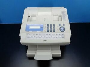 Used Panasonic Dx 800 Panafax Fax Machine