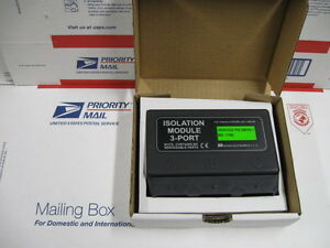 New In Box Oem Western Fisher Snow Plow 3 Port Isolation Module 29070 1 29070