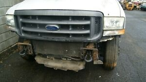 2002 Ford F 350 Super Duty Diesel 4x4 60 Inch Cab To Axle Front And Rear Drivesh