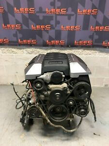 2010 Chevrolet Camaro Ss Oem Ls3 6 2 Engine Motor Liftout 115k tested