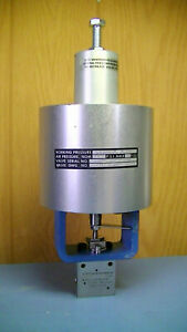 Autoclave Engineers 316ss Mawp 60 000psi Rt W actuator 60vm 4071 025