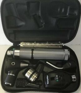 Welch Allyn Diagnostic Set Ophthalmoscope 11720 Otoscope 20000a