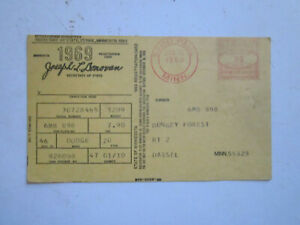 1946 Dodge 2 Door Barn Find Historical Document