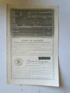 1951 Dodge 4 Door Sedan Barn Find Historical Document
