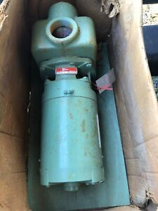 Burks 315wpt5 Centrifugal 2 Self Priming Pump New