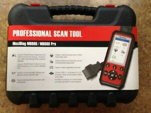 Autel Usa Md808p Maxidiag Professional Scan And Diagnostic Tool 44325