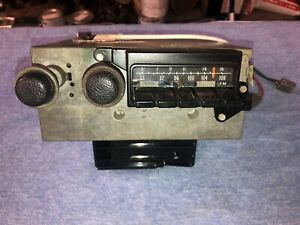1971 1972 1973 1974 Dodge Charger Plymouth Roadrunner B body Am Fm Radio Ipod
