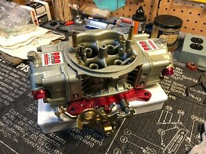 Pro System Holley 1000 Cfm Pro Series Xr Race Performance Gas Carburetor Bb