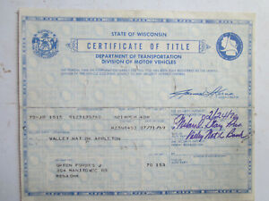 1962 Imperial 4 Door Barn Find Historical Document