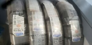 Tires Bf Goodrich 6 70 15 2 1 2 White Walls 4ply Polyester