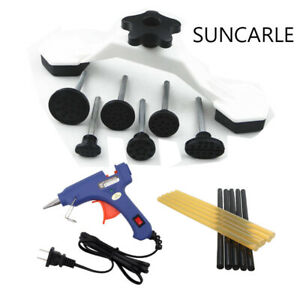 Paintless Dent Repair Car Auto Puller Bridge Body Dent Repair Removal Kit Usa
