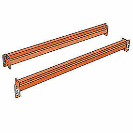 Pallet Rack Solid Beam 108x4 Regular Duty