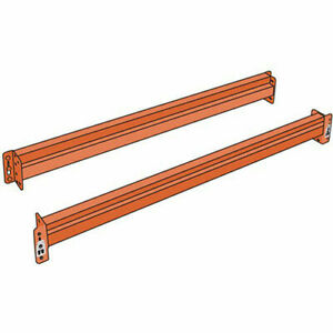 Husky Pallet Rack Solid Beam 96x5 1 2 Heavy Duty