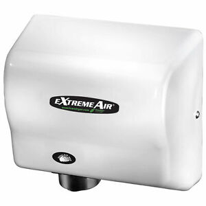 American Dryer Extremeair W Eco No Heat Technology Ext7 White Abs