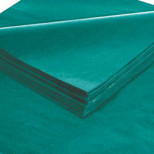 20 X 30 Teal Tissue Paper 480 Pack