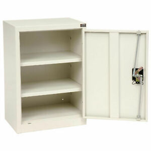 Assembled Wall Storage Cabinet 18 X 12 X 26 White