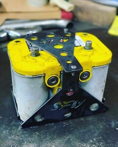 Optima Battery Box Blue Red Yellow Top Offroad Rock Crawler Bouncer 75 35
