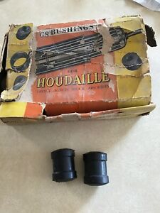 Nos Vintage Houdaille Shock Absorbers G8 Bushings 60828 2 Circa 1950 S