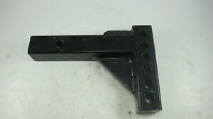 Weight Distribution Trailer Hitch Shank Fabbed Gusseted Heavy Duty 2