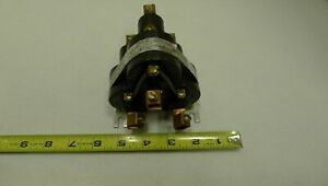 Mercury Switches 360no 24dh Mercury Contactor 60 Amp 480v 24vdc Coil N o s