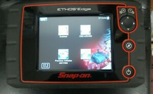 Snap On Ethos Edge Eesc332a Diagnostic Scanner Free Shipping