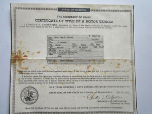 1941 Buick Coupe Barn Find Historical Document
