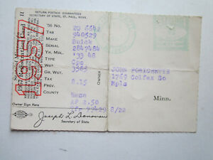 1933 Buick Coupe Barn Find Historical Document