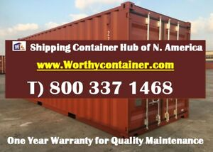 New Shipping Containers 20 One Trip price Different Upon Delivery Conditions