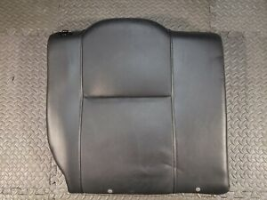 2002 2006 Acura Rsx Rear Right Seat Back Cushion Black Leather 82127 S6m J01