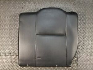 2002 2006 Acura Rsx Rear Left Seat Back Cushion Black Leather 82527 S6m J01