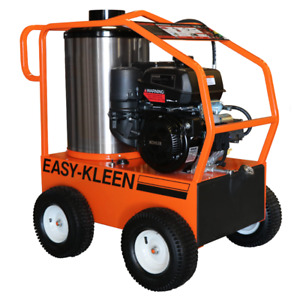 Easy kleen Professional 4000 Psi Gas Hot Water Pressure Washer Electric Start