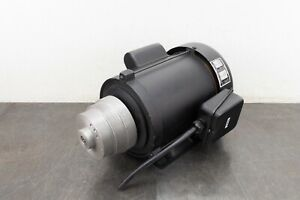 Ac Induction Motor Single Phase 1ph 5 Hp 220 3450 Rpm Fits Laguna
