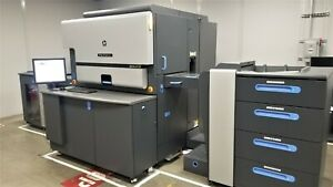 2017 Hp Indigo 7900 Digital Press