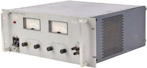 Hp Agilent 6269a Industrial 0 40v 0 50a Variable Regulated Dc Power Supply 4u