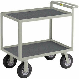 Instrument Cart With Hand Guard 24 X 36 1200 Lbs Capacity