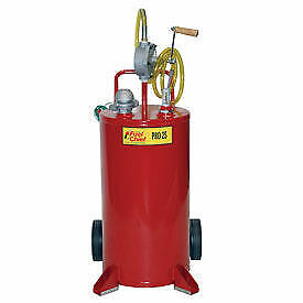 Johndow Industriessteel Gas Caddy Ul Listed 25 Gallon