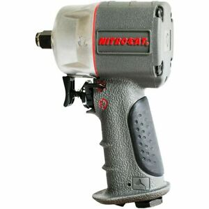 Aircat 1076 xl 3 8 Composite Compact Impact Wrench New With Warranty